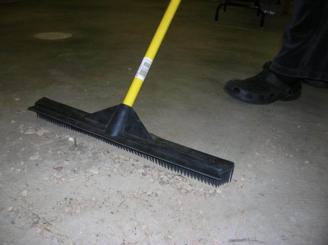 Rubber Floor Broom Flooring Ideas And Inspiration